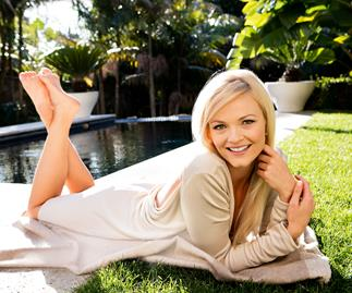Chrystal Chenery gets candid: 'I didn't always look this good!'