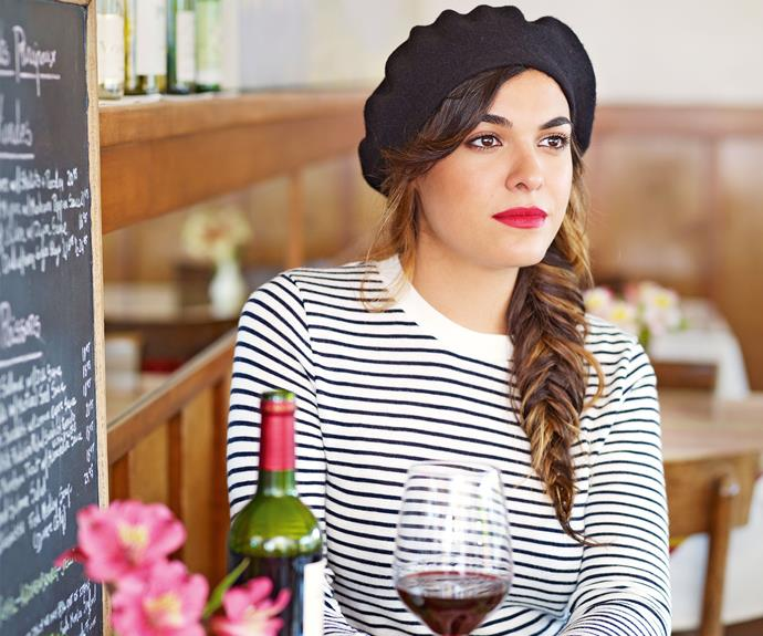 Most French meals involve a perfectly matched wine, but instead of topping up their glass, they take their time and have water in between sips - which helps them feel full and satisfied.