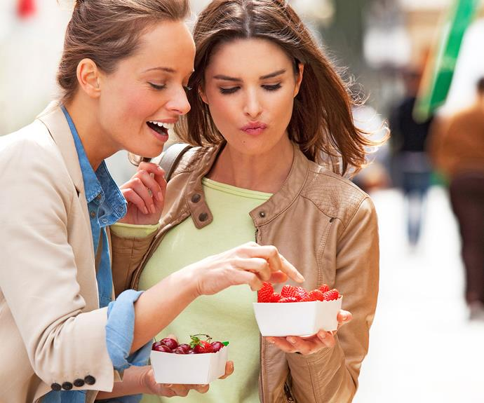 French women never skip meals - and that includes breakfast!