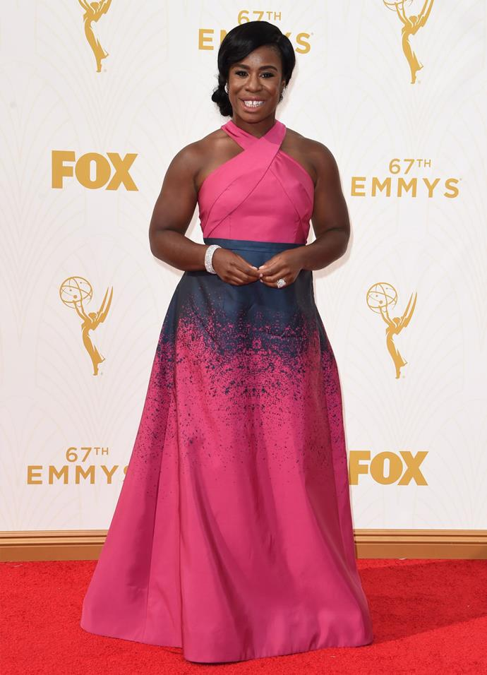 *Orange Is The New Black*'s Uzo Aduba in Jonathan Cohen
