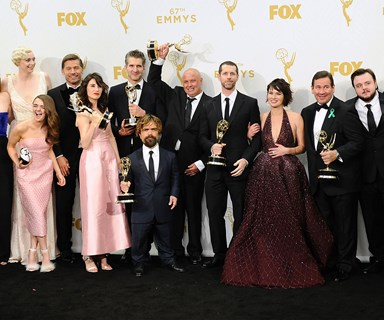 Game of Thrones shatters Emmy records