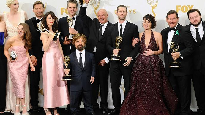 Game of Thrones cast Emmys 2015