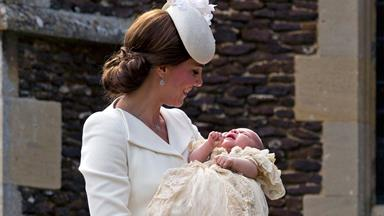 Princess Charlotte won't be wearing a dress anytime soon
