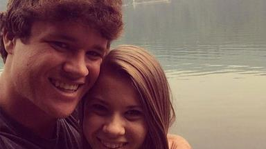 Crikey! Bindi Irwin is in love with wakeboarder Chandler Powell and she wants the world to know!