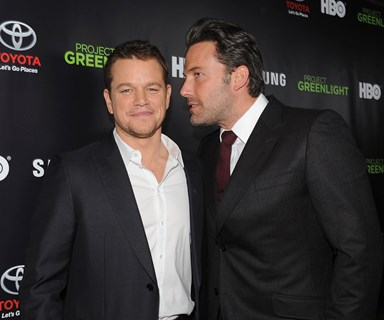 Matt Damon speaks up about THOSE gay rumours with his buddy Ben Affleck