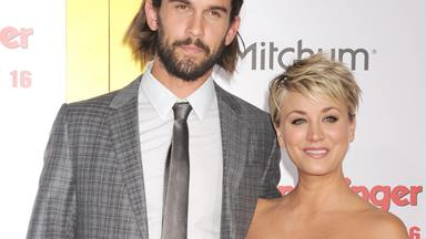 Kaley Cuoco and Ryan Sweeting split