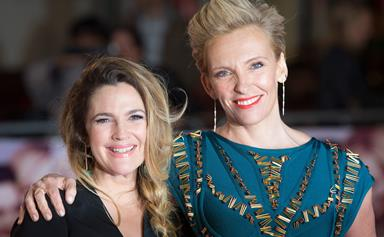 Toni Collette takes new bestie Drew Barrymore on a tour of Sydney