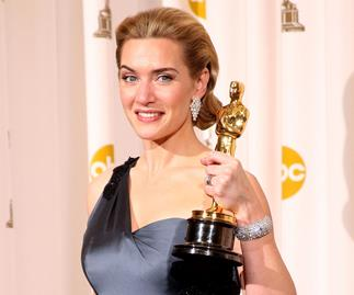 Kate Winslet's Oscar
