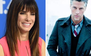 Love shack! Sandra Bullock moves in with her new man