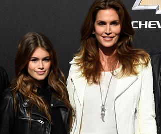 Kaia Gerber reveals mum Cindy Crawford's most embarrassing traits