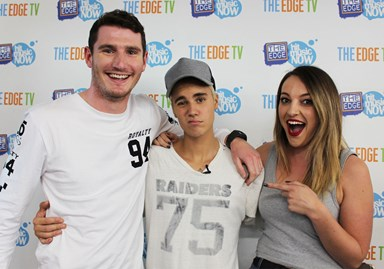 In pictures: Justin Bieber in New Zealand