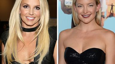 New BFFs! Britney Spears and Kate Hudson hit the town