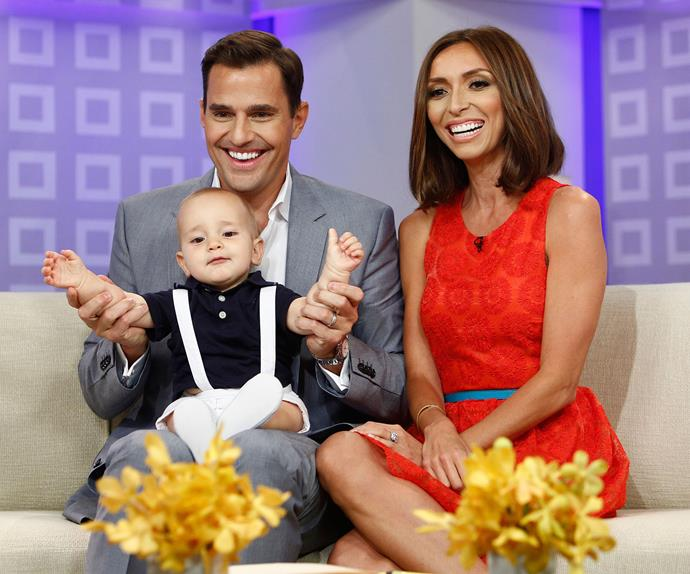 Giuliana, Bill and Duke Rancic