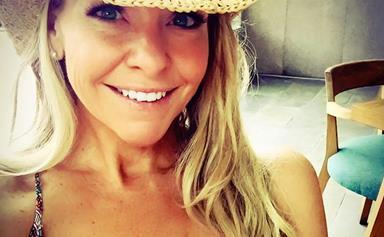 From 126kg to a bikini body selfie! The Biggest Loser's Alison Braun celebrates her new body
