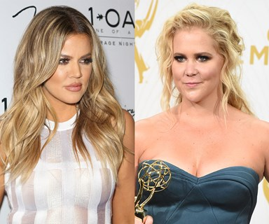 """I'm on a healthy journey!"": Khloe Kardashian hits back at Amy Schumer's SNL comments"