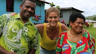 Rachel Hunter's Tour of Beauty: Rachel explores Fiji