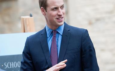 Prince William reveals the sweetest details about Princess Charlotte
