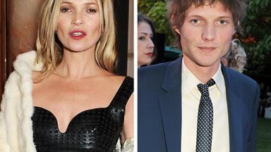 The lady and the vamp! Kate Moss moves in with 28-year-old bloodsucking boyfriend