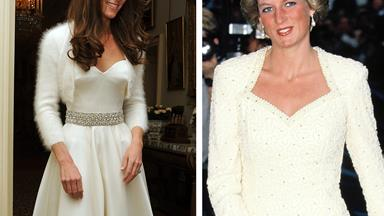 Duchess Catherine channels the late Princess Diana