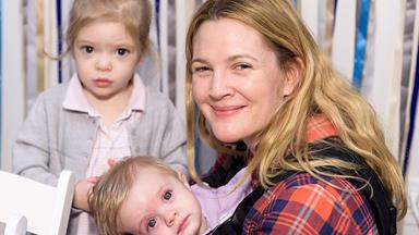 Drew Barrymore gets candid about having postpartum depression