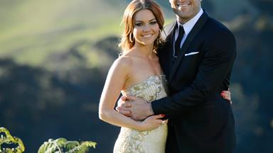Bachelorette's Sam Frost and Sasha Mielczarek have broken up