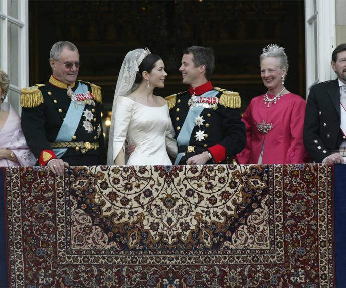 Princess Mary, Prince Frederik