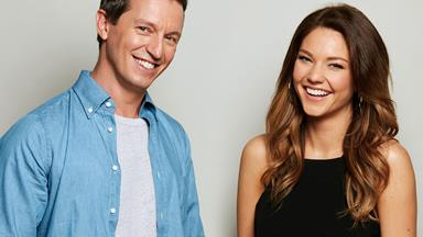 It's official! Sam Frost lands a new radio gig with Rove McManus