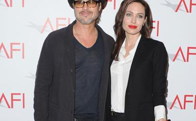 Brad Pitt opens up about Angelina's health scare