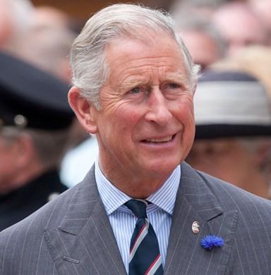 Prince Charles backs the All Blacks