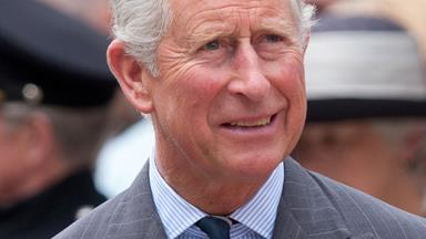 Prince Charles backs the All Blacks