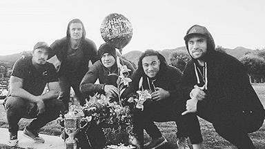 All Blacks take World Cup trophy to grave of Jerry Collins