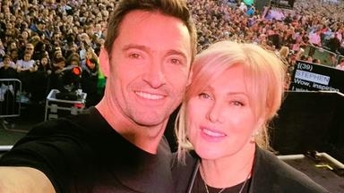 Deborra-Lee Furness chats about Hugh Jackman, Australian adoption and what she really thinks about Wolverine!