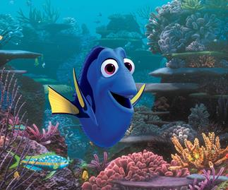 Disney releases first look at 'Finding Dory'