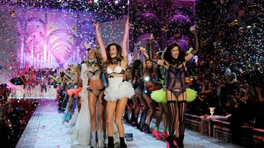 Watch the evolution of the Victoria's Secret Fashion Show