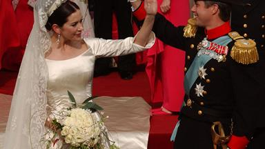 Princess Mary and Prince Frederik, a real life fairytale