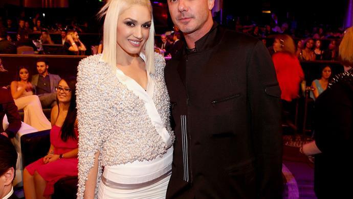 Gavin Rossdale Gwen Stefani