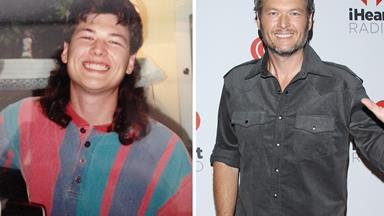 EXCLUSIVE: Blake Shelton's yearbook photos are the greatest celebrity throwback pics of all time