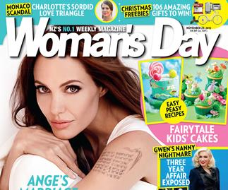 Issue 47: This week in Woman's Day