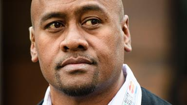 Jonah Lomu has died aged 40