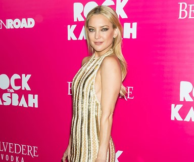 Kate Hudson finally addresses the Nick Jonas dating rumour