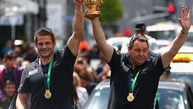 Richie McCaw confirms his retirement