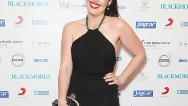 Francesca Packer is haunted by her grandfather, Kerry Packer