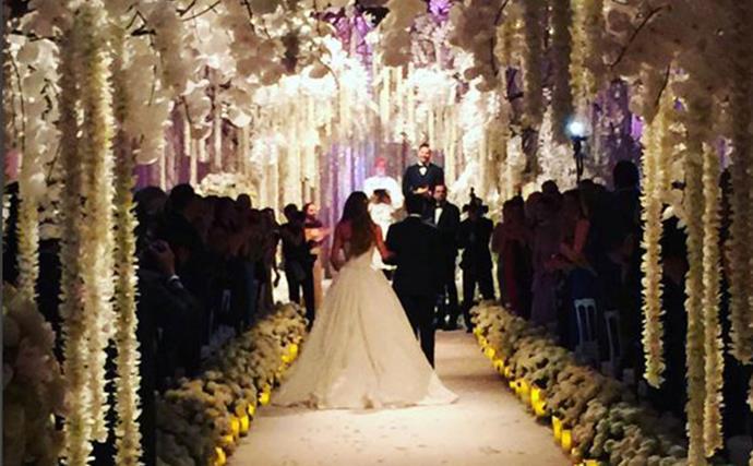 Sofia Vergara and Joe Manganiello are married!