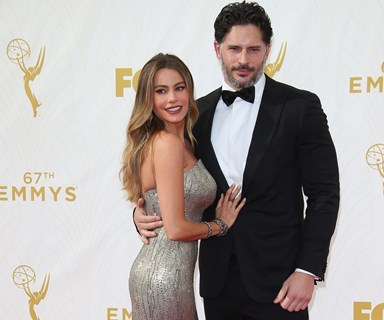 Watch Joe Manganiello serenade Sofia Vergara