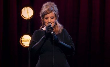 Adele fools Adele impersonators