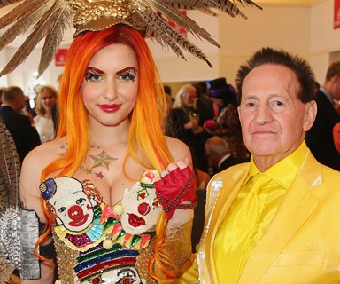 Gabi Grecko joins a sugar daddy website following split with Geoffrey Edelsten