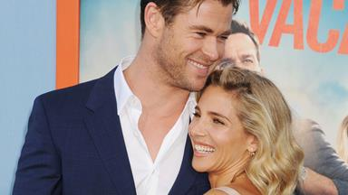 Chris Hemsworth gushes about wife Elsa Pataky