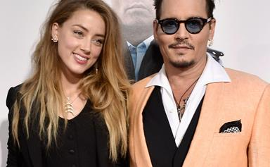 Amber Heard has reportedly filed for divorce from Johnny Depp