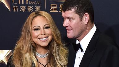 """We hit it off!"" Mariah Carey on her instant connection with James Packer"
