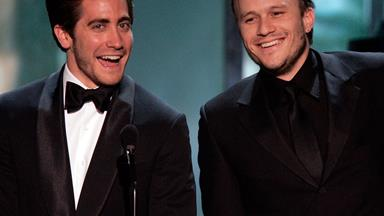 "Jake Gyllenhaal opens up about ""extraordinary"" Heath Ledger, 10 years after Brokeback Mountain"